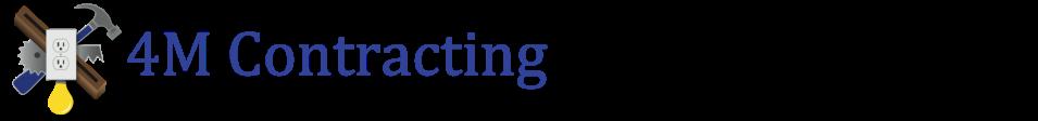 4M Contracting logo