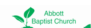 Abbott Baptist Church logo