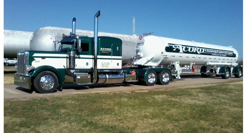 acord transportation inc. / Truck Gallery / Truck Slideshow