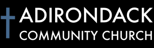 Adirondack Community  Church logo