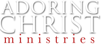 Adoring Christ Ministries logo