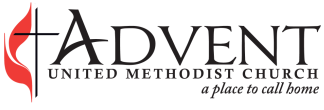 Advent United Methodist Church logo