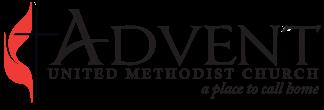 Advent United Methodist Church logo