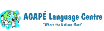 Agapé Language Centre Logo