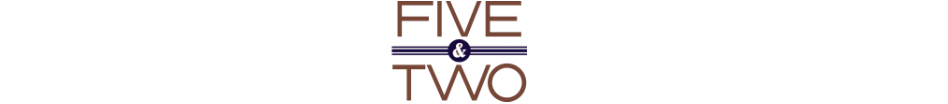 Five & Two Food Truck logo