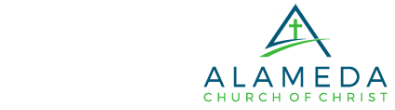 Alameda Church of Christ logo