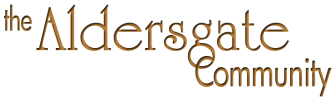 Aldersgate United Methodist Church logo