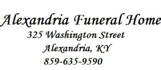 Alexandria Funeral Home logo