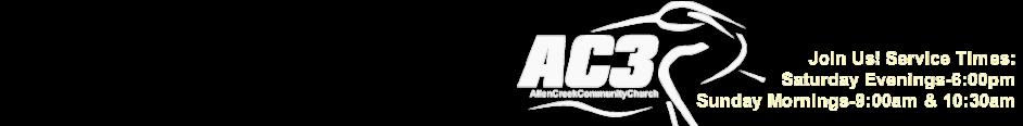 Allen Creek Community Church logo