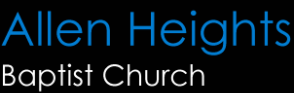 Allen Heights Baptist Church logo