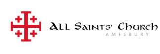 All Saints Anglican Church of Amesbury logo