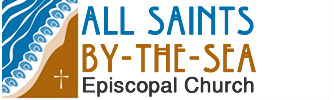 All Saints-by-the-Sea Episcopal Church logo