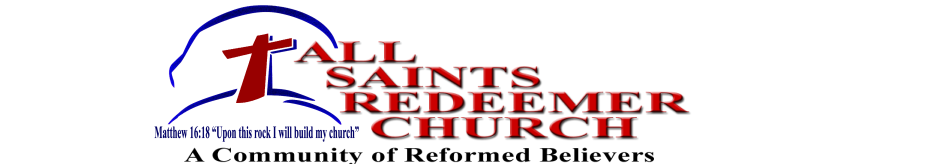 All Saints Redeemer Church logo