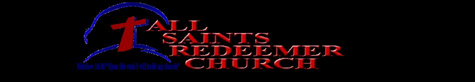 All Saints Redeemer Church logo