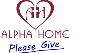 Alpha Home: Providing substance abuse treatment to women in a loving environment logo