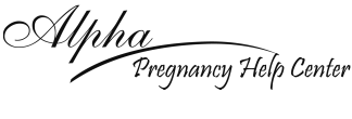 Alpha Pregnancy Help Center logo