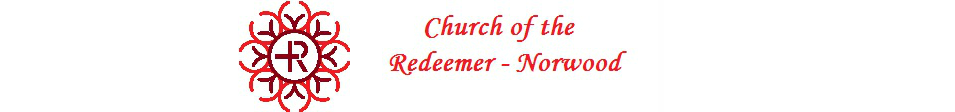 Church of the Redeemer - Norwood logo