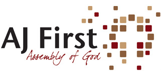 AJ First Assembly of God logo