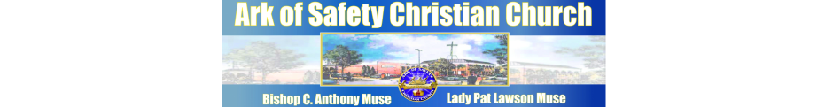Ark of Safety Christian Church logo