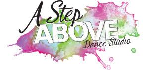 A Step Above Dance Studio | Vista Dance Lessons |Vista Dance classes logo