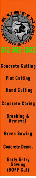 Austin Cutting and Coring logo
