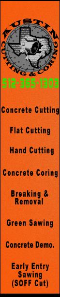 Austin Cutting and Coring logo