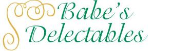 Babe's Delectables logo