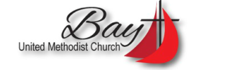 Bay United  Methodist Church logo