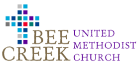 Bee Creek UMC logo