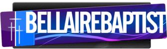 Bellaire Baptist logo