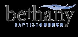 Bethany Baptist Church Logo