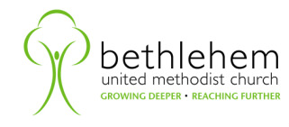 Bethlehem Church: A United Methodist Church in Waxhaw, NC logo