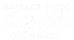 Blessed Hope Baptist Outreach logo