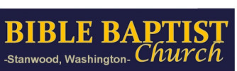 Bible Baptist Stanwood logo