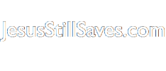 Jesus Still Saves logo