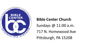 Bible Center Church - Pittsburgh, PA logo