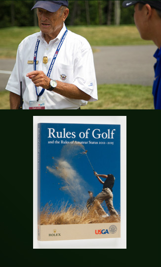 Amateur golf instruction
