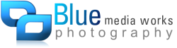 Blue Media Works Photography logo