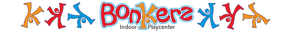 Bonkerz Indoor Play Center logo