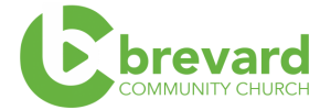 Brevard Community Church logo