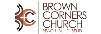 Brown Corners Church logo