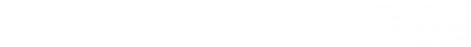 CalTab | Calvary Baptist Tabernacle logo