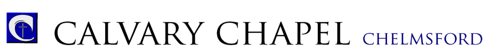 Calvary Chapel Chelmsford  logo