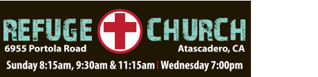 Refuge Church logo