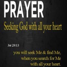 Calvary Chapel Open Door / Ministries / Prayer Ministry