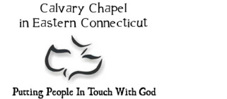 Calvary Chapel Uncasville CT logo