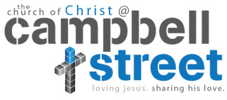 Campbell Street church of Christ logo
