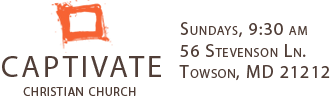 Captivate Christian Church logo