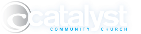 Catalyst Community Church :: Rowlett, TX logo