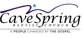 Cave Spring Baptist Church logo